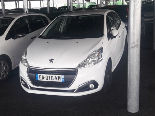 PEUGEOT 208 ENT ACTIVE 1.6 HDI