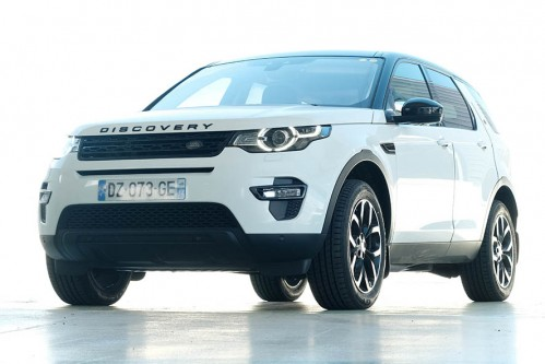 LAND ROVER DISCOVERY SPORT 2.0 TD4 150 CV